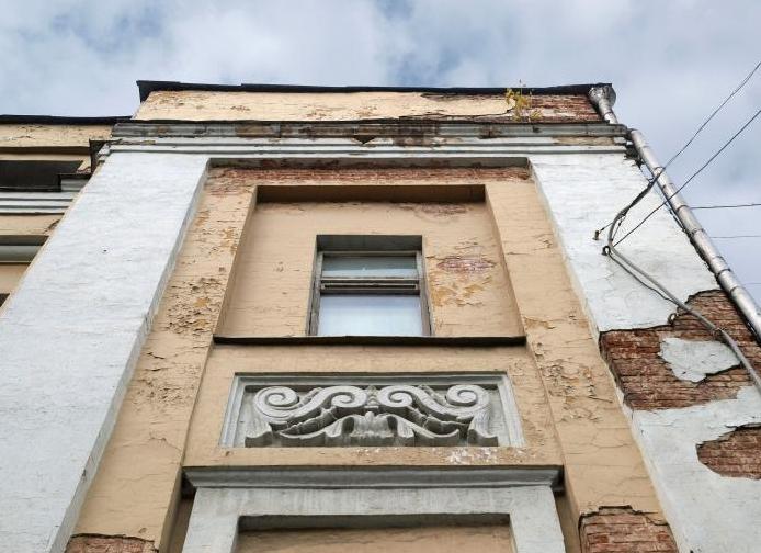Здание бывшей Басманной полицейской части сдадут в аренду за 1 рубль