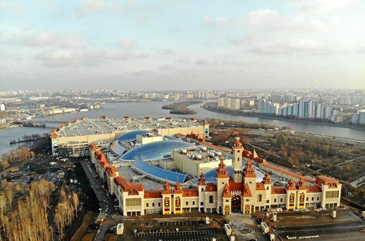 Открытие парка развлечений «Остров Мечты» состоится 29 февраля