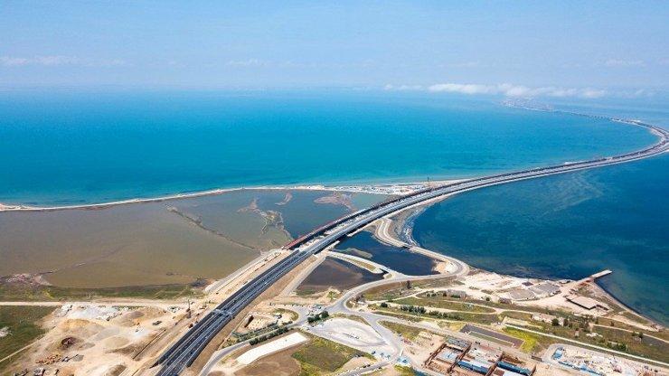 Строительство трассы от Краснодара до Крымского моста обойдется в 100 млрд рублей