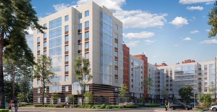Разрешение на строительство ЖК «Живи! В Курортном» в Песочном признали незаконным