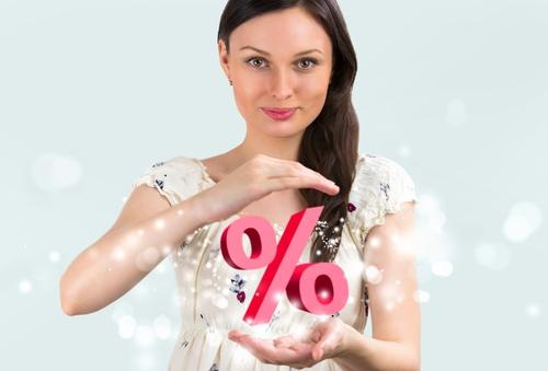 Женщины оформляют ипотеку вдвое чаще мужчин