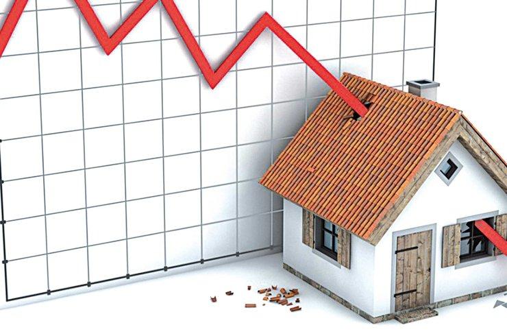 Рынок недвижимости встал?