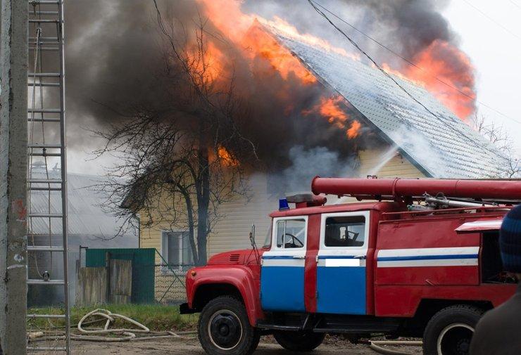 Электропроводка в загородном доме: как избежать пожара