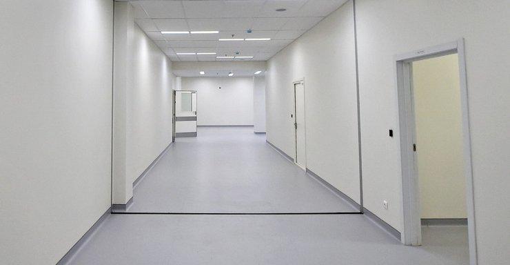 В Новой Москве приступили к строительству быстровозводимого инфекционного центра