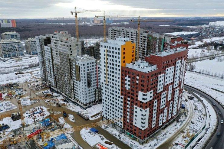 Московские новостройки ставят новые ценовые рекорды