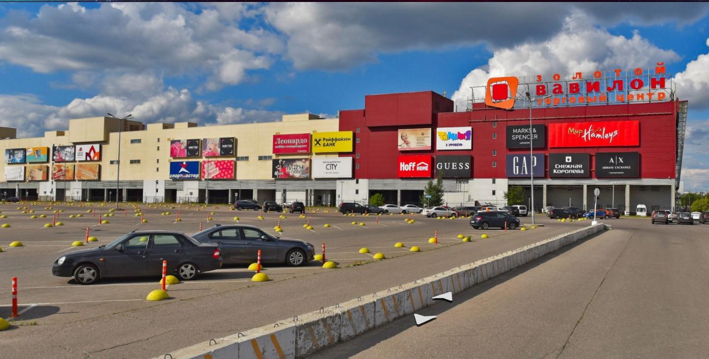 Посещаемость торговых центров сократилась на 10-15%