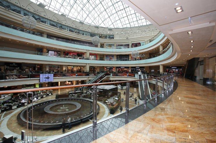 Торговым центрам грозит дефолт перед банками
