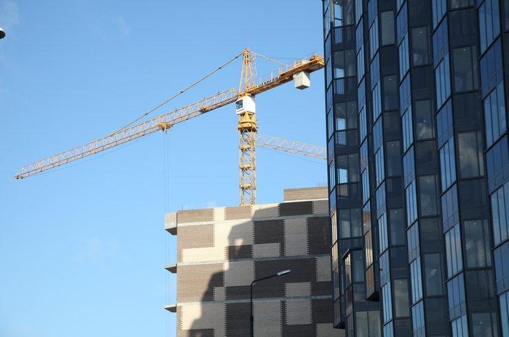 К концу года доля жилья, строящегося по эскроу-счетам, может достигнуть 70%