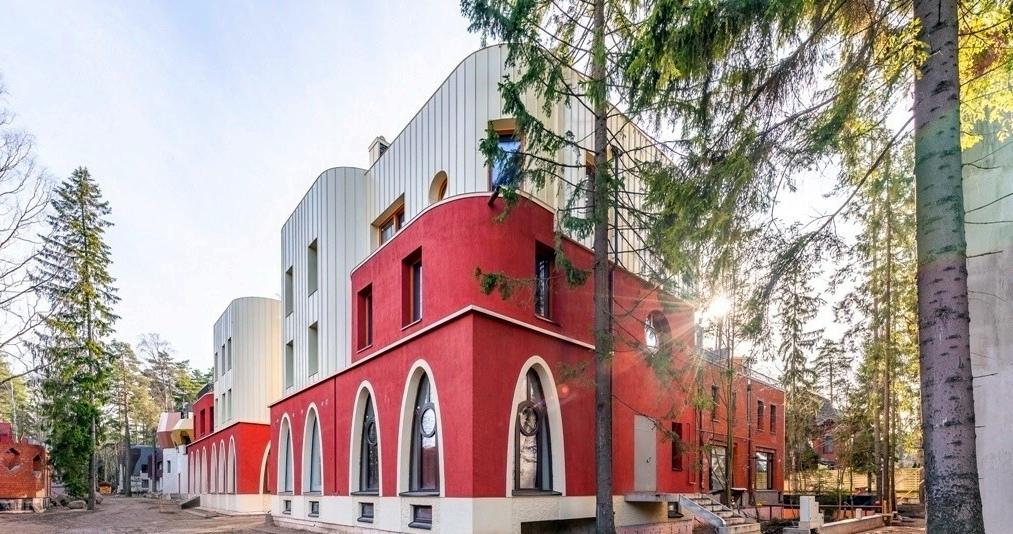 Топ-7 малоэтажных проектов в черте Петербурга