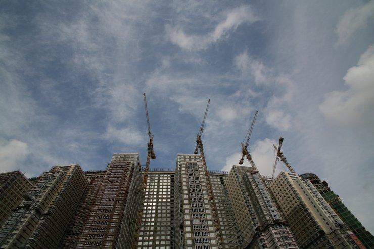 В Москве ограничения на строительную деятельность продлили до 1 мая