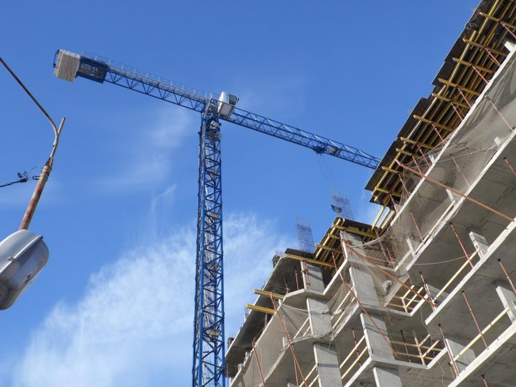 Строительный бизнес развивается только в 12 городах