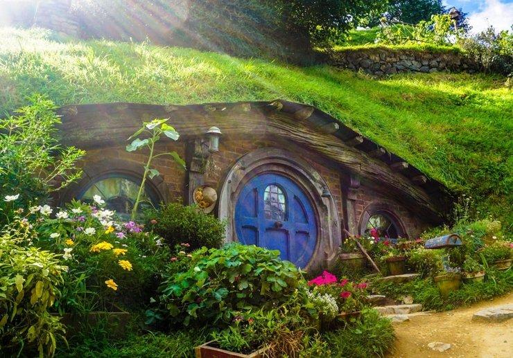Сказочный замок, обсерватория, терем и другие дома, которые приглянулись бы детям