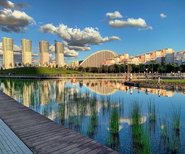 С 1 июня столичные парки открываются для прогулок и занятий спортом