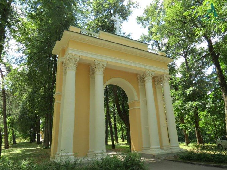 Проект охранных зон музея-усадьбы «Архангельское» доработали
