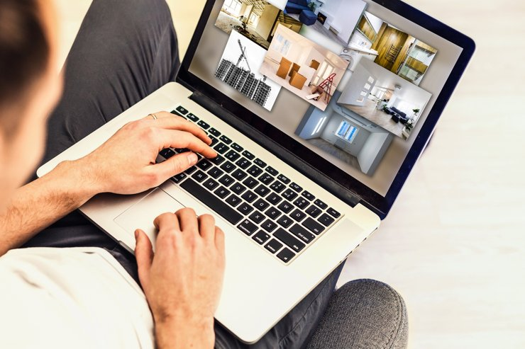 Совкомбанк предлагает подать заявку на ипотеку на сайте Циан