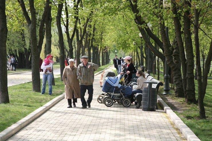 В Подмосковье уточнены правила посещения парков