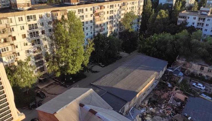 В Самаре проходят «кастрюльные бунты» против строительства высотки