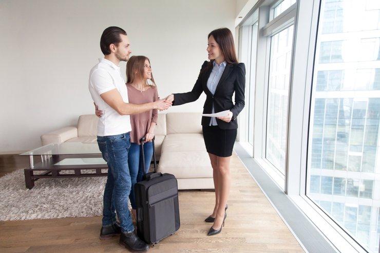 Стоимость аренды квартир в Москве начинается от 16 тысяч рублей в месяц