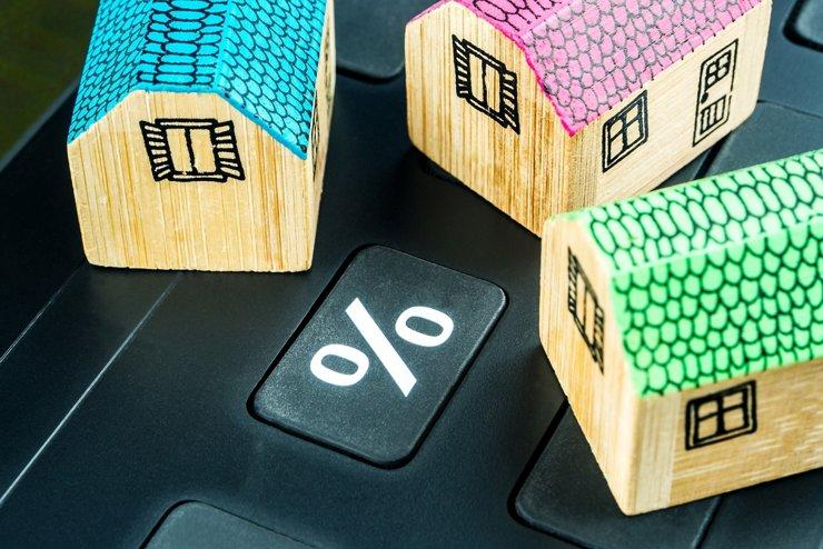 Усредненная ставка по ипотеке в мае опустилась до рекордно низкого уровня