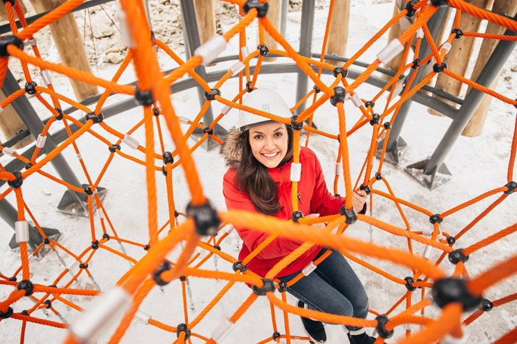 Дарья Бычкова: «Детские площадки формируют среду и образ жизни людей»