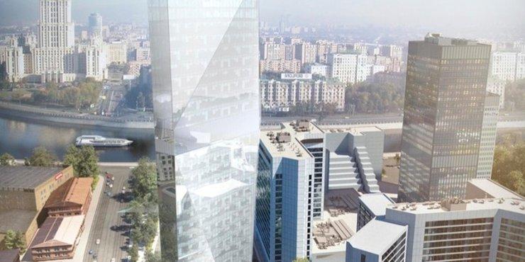 В Москве построят новую 200-метровую башню