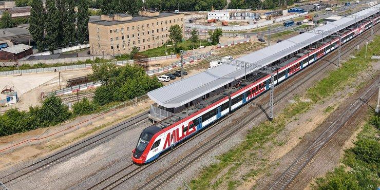 На МЦД-2 открыта новая станция Курьяново