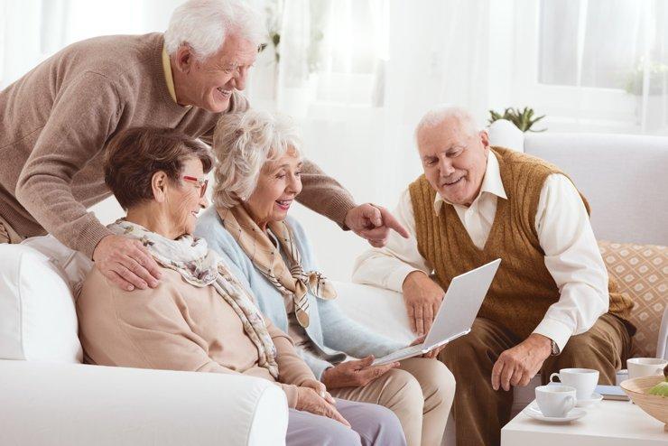 В России предложили создать госфонд жилья одиноких пенсионеров