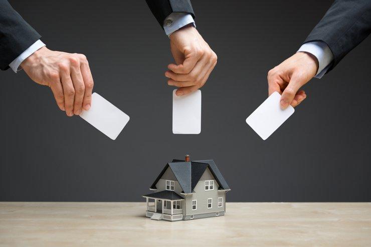 Во втором квартале инвестиции в недвижимость сократились почти на 20%