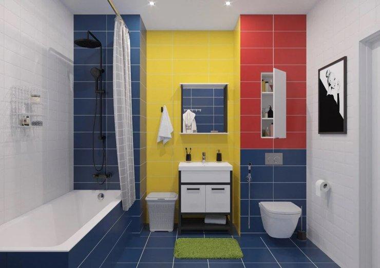 Простые правила для стильной ванной комнаты