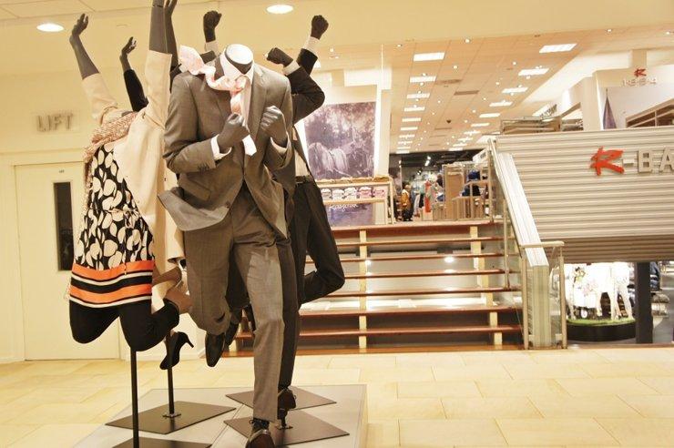 Модные бренды уходят в онлайн