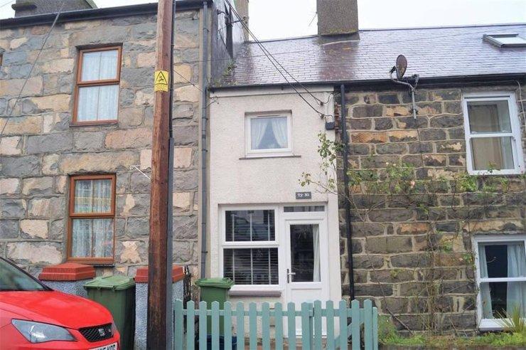 В Великобритании продают дом шириной 2 метра