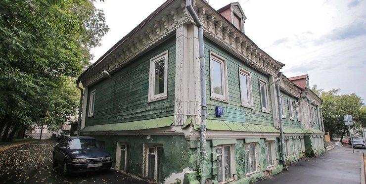 В Москве отреставрируют Дом купца Дмитрия Виноградова