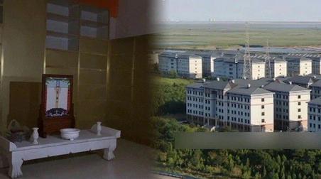 В Китае запретили продажу мест на кладбище, размещенном в многоэтажном комплексе