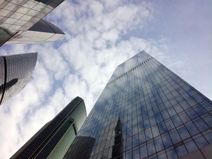 В «Москва-Сити» пятую часть офисов занимают иностранные компании