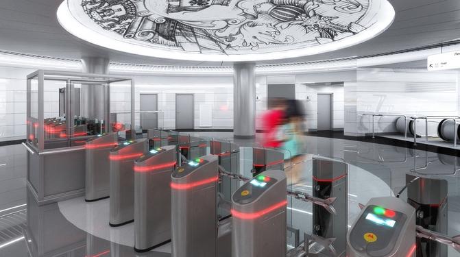 До конца года в Москве построят три новые станции метрополитена