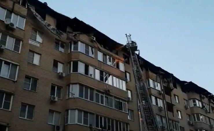 Застройщика обязали оплатить восстановление сгоревшего дома в Краснодаре