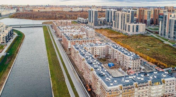 Красносельский район: для молодых семей и тех, кто не спешит