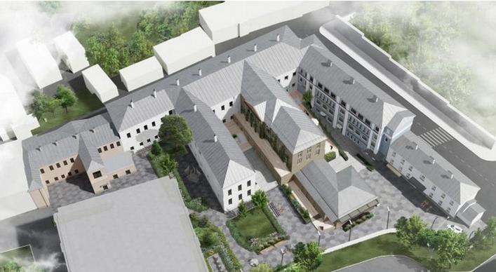 Продолжается спор вокруг реконструкции квартала Ивановской горки