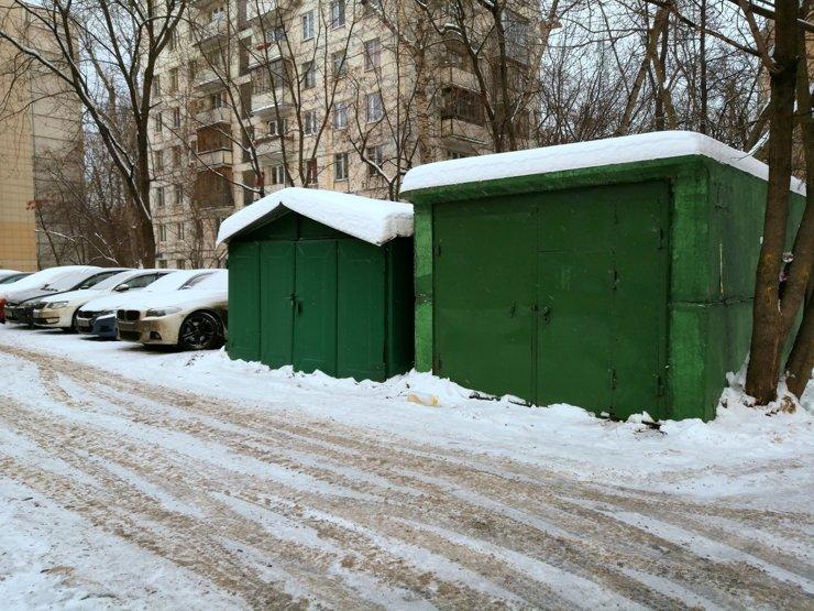 До конца года может быть принят законопроект по «гаражной амнистии»