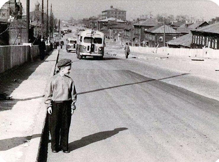 «70 лет назад единственный автобус казался роскошью»