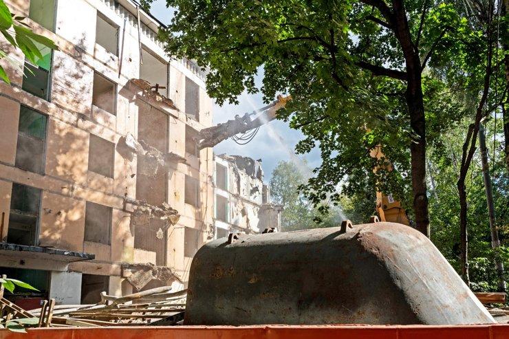 Наперегонки со временем: власти намерены ускорить расселение аварийного жилья
