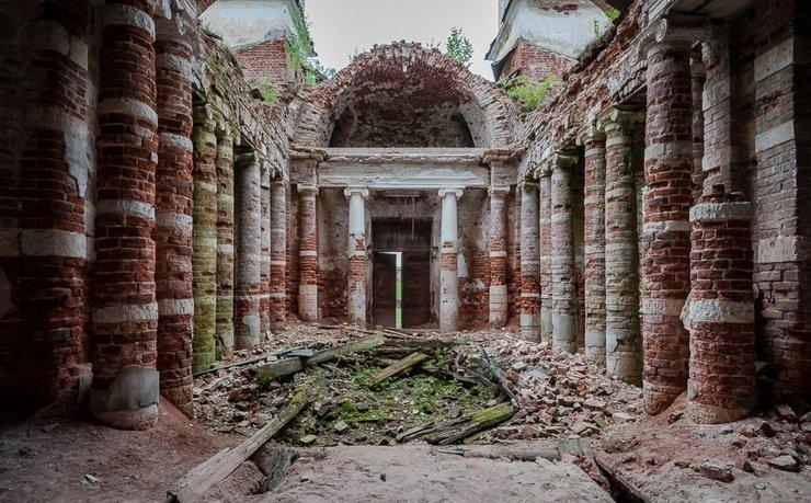 В России запущен проект спасения архитектурного наследия «Консервация»