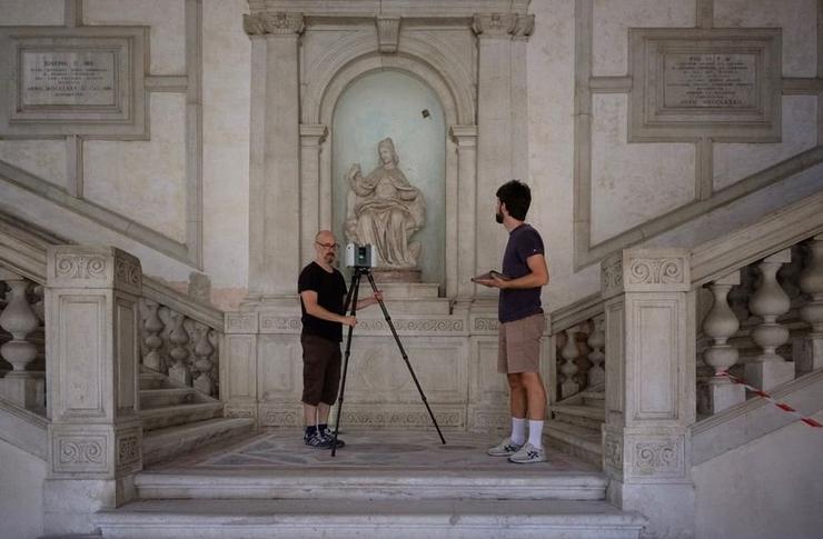 В Венеции создадут трехмерную цифровую модель острова Сан-Джорджо-Маджоре