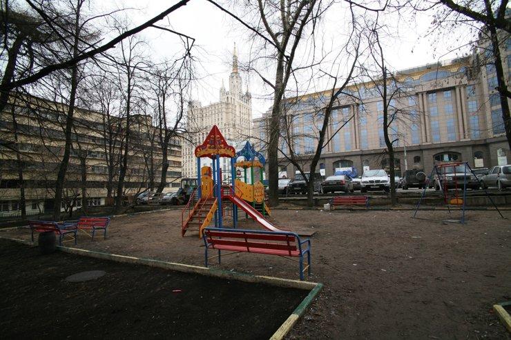 Эксперты рассказали, как жильцы могут повлиять на стройку во дворе