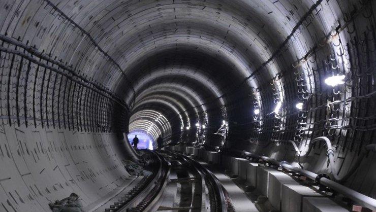 До конца года будет завершено строительство станции БКЛ «Электрозаводская»