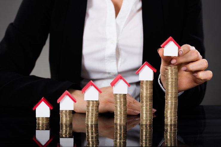 В третьем квартале средняя сумма ипотеки выросла до рекордного значения