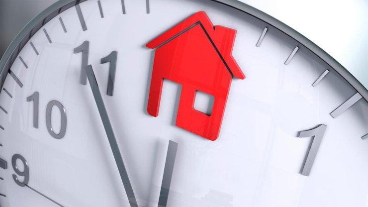Время - самый ценный ресурс в недвижимости?