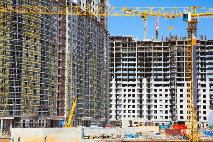 В мегаполисах снижается объем квартир для льготной ипотеки