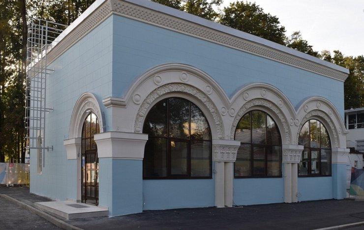 Два павильона на ВДНХ выставлены на торги для сдачи в аренду