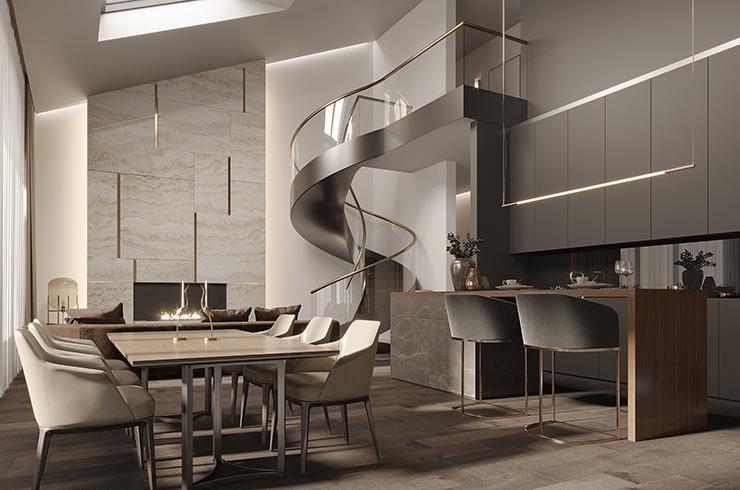 Двухуровневая или двухъярусная квартира: какую выберете вы?
